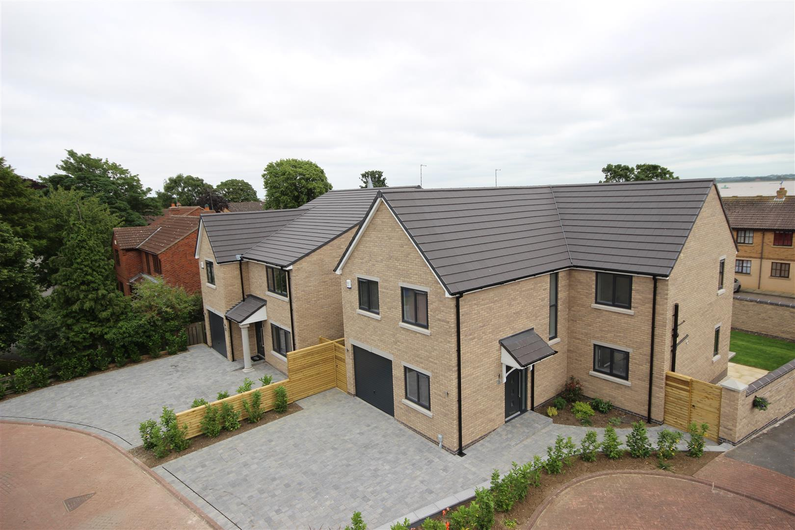 Plot 2 Belmont Park, The Coachings, Hessle, Plot 2, HU13 0HD